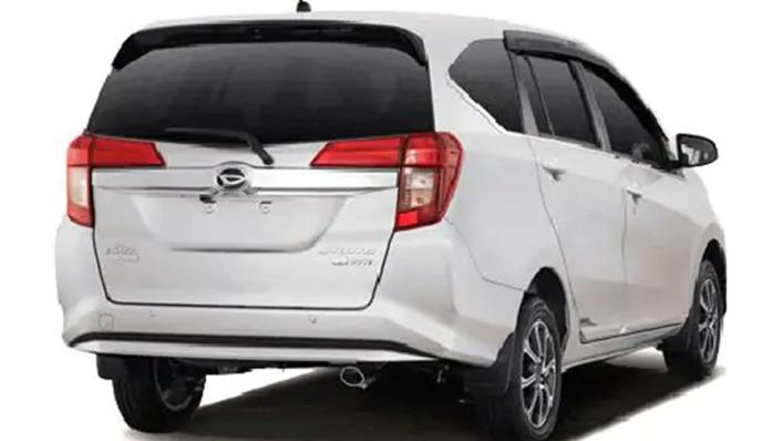 Daihatsu Sigra 2019 Exterior 005