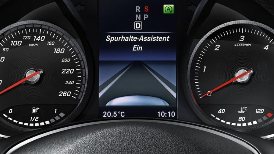 Mercedes-Benz V-Class 2019 Interior 006