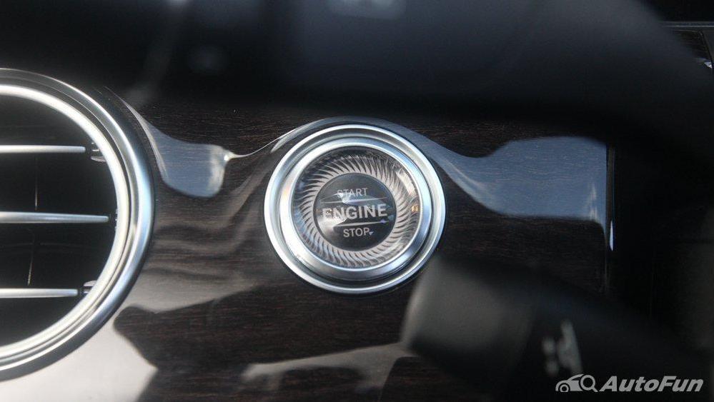 Mercedes-Benz E-Class 2019 Interior 017