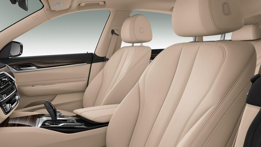 BMW 6 Series Gran Turismo 2019 Interior 008
