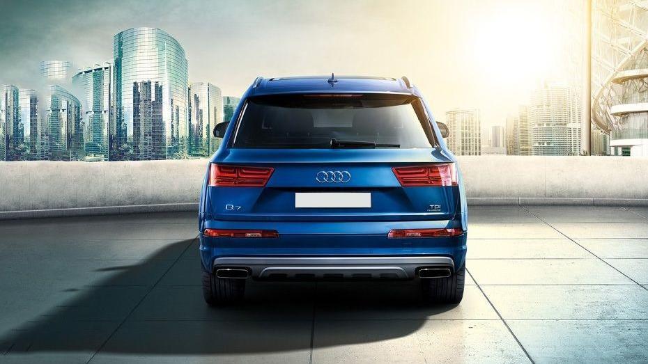Audi Q7 2019 Exterior 006