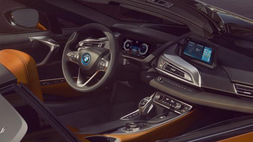 BMW I9 Roadster 2019 Interior 007