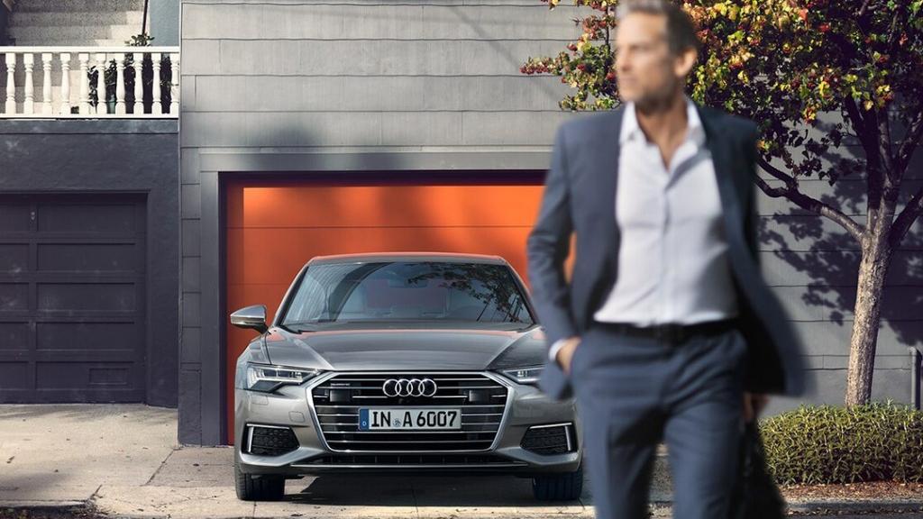 Audi A6 2019 Exterior 006