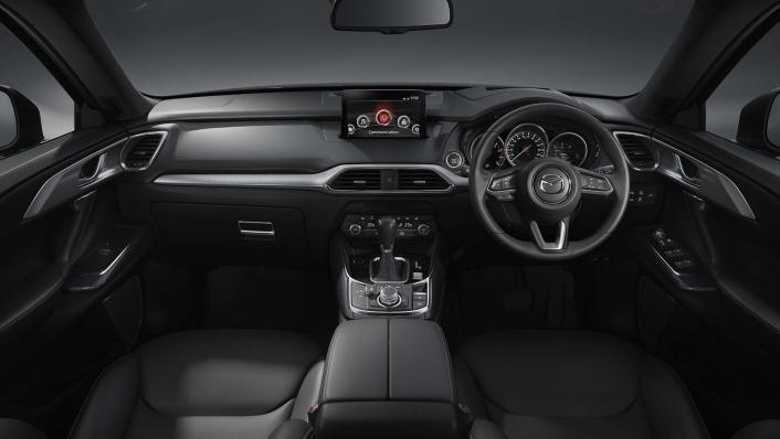 Mazda CX 9 2019 Interior 001