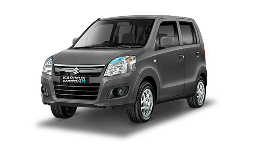 Suzuki Karimun Wagon R 2019 Exterior 004