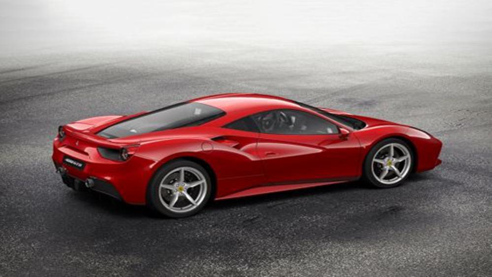 Ferrari 488 GTB 2019 Exterior 009