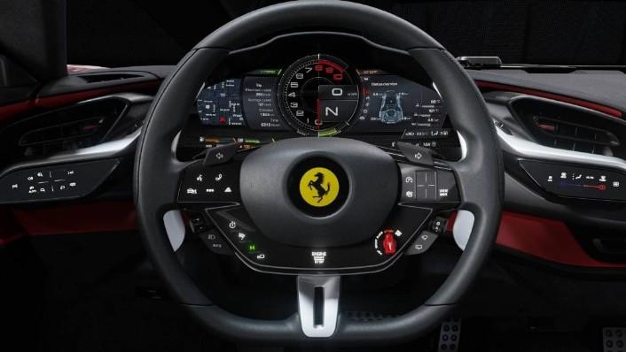 Ferrari SF90 Stradale 2019 Interior 002