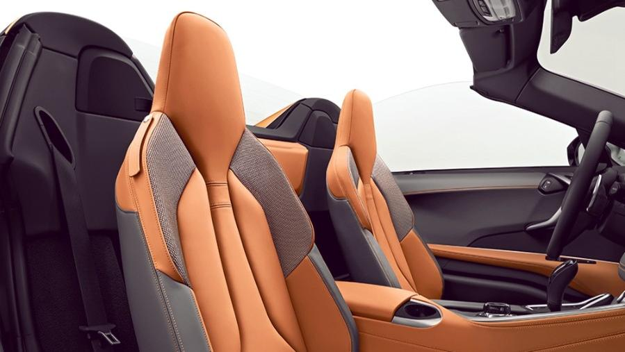 BMW I9 Roadster 2019 Interior 014