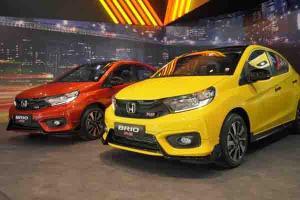 Cicilan Kredit Honda Brio RS 2021 Cuma Rp4 Jutaan, Jangan Khawatir Bila Penghasilan Pas-pasan!