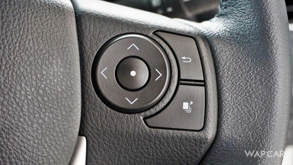 Toyota Corolla Altis 2019 Interior 170