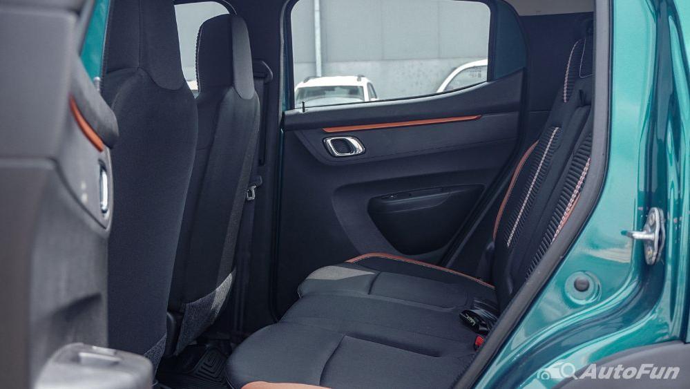 Renault Kwid 2019 Interior 038