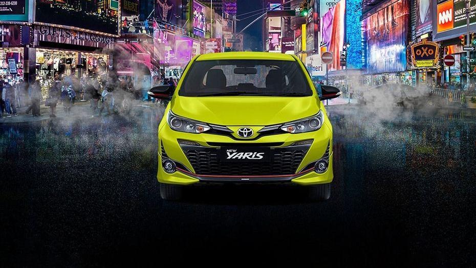 Toyota Yaris 2019 Exterior 065