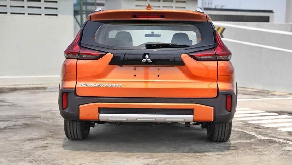 Mitsubishi Xpander Cross 2020 2020 Exterior 002
