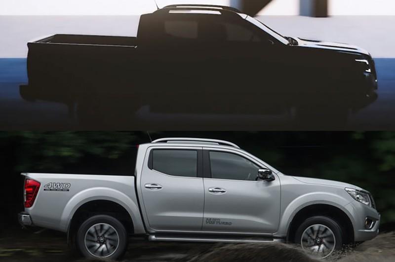 Bakal Mendapat Update, Nissan Navara Terpantau Berbalut Camouflage di Jalanan Thailand 02
