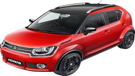 Suzuki Ignis Sport Edition MT Daftar Harga, Gambar, Spesifikasi, Promo, FAQ, Review & Berita di Indonesia | Autofun