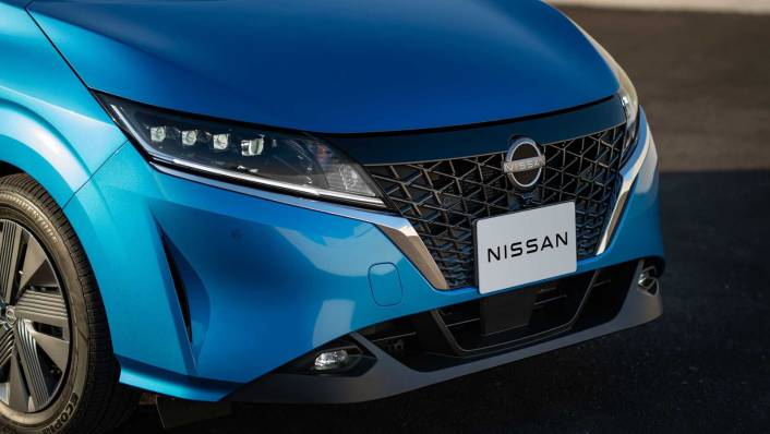 2021 Nissan Note Upcoming Version Exterior 008