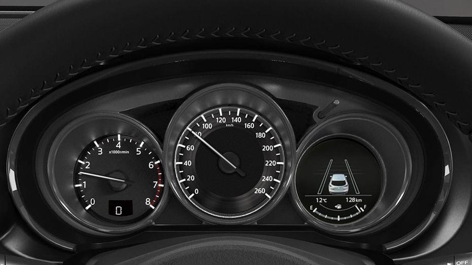 Mazda CX 9 2019 Interior 014
