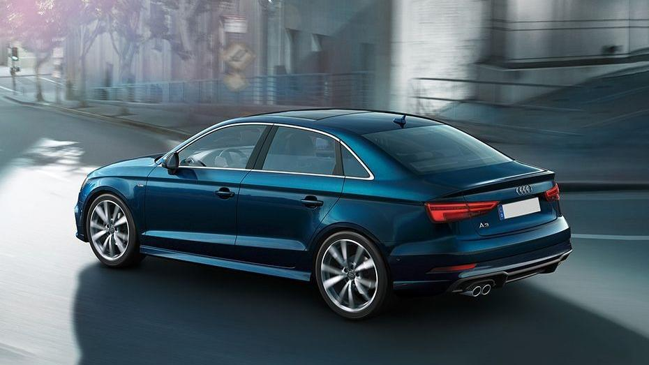 Audi A3 2019 Exterior 004