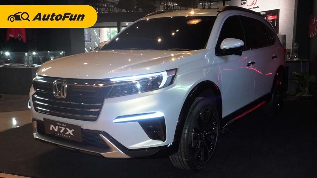 Setelah Jakarta, Honda N7X Concept Roadshow ke Beberapa Kota Besar di Indonesia, Catat Tanggalnya! 01
