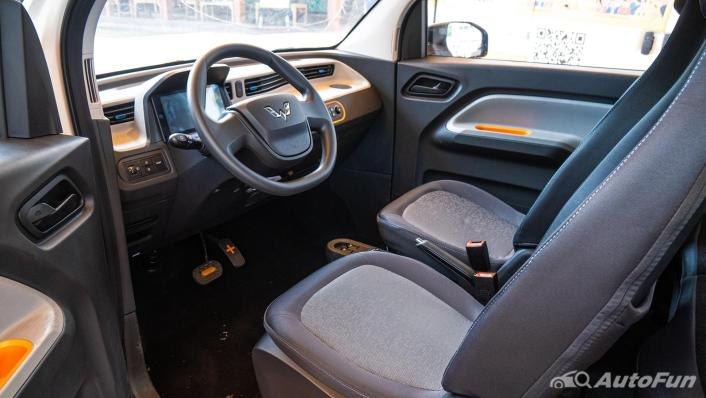 2021 Wuling Mini EV Upcoming Version Interior 001