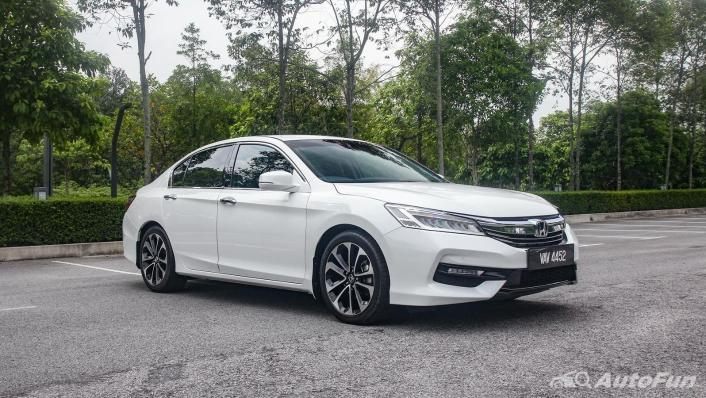 Honda Accord 2019 Exterior 005