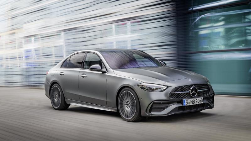 Mercedes-Benz C-Class 2022 Hadir Sarat Teknologi, Tegaskan Diri Sebagai