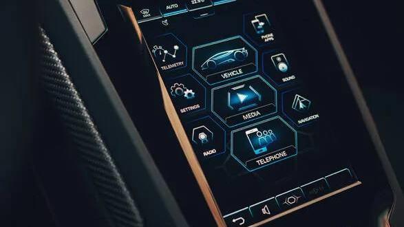 Lamborghini Huracan 2019 Interior 012