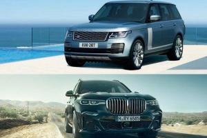 Perbandingan Konsumsi BBM Land Rover Range Rover Vs BMW X7, Mewah Namun Tetap Irit