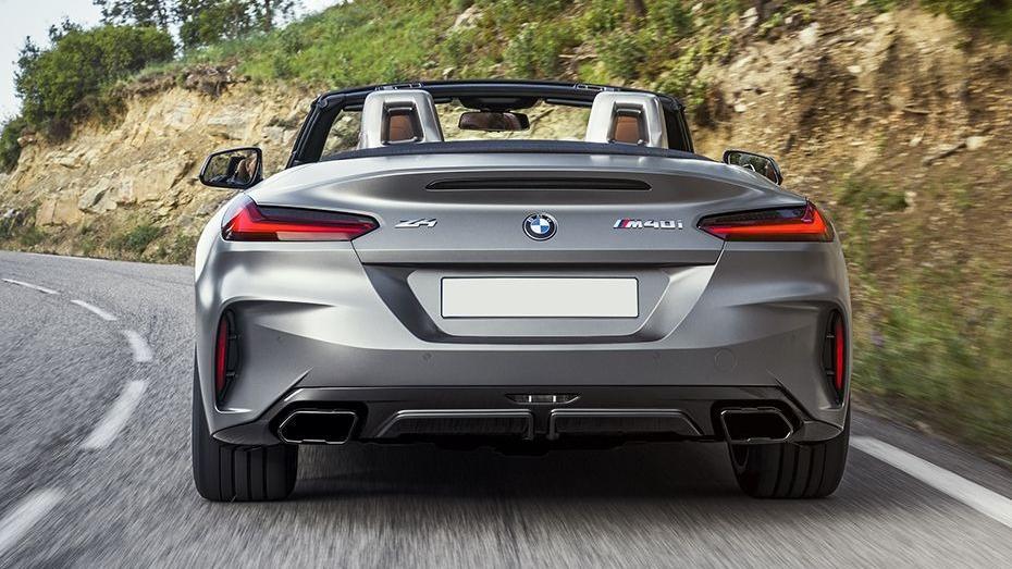 BMW Z4 2019 Exterior 005