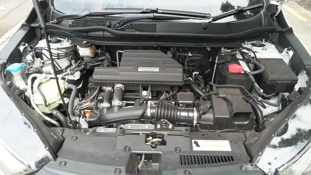 2021 Honda CR-V 1.5L Turbo Prestige Others 001