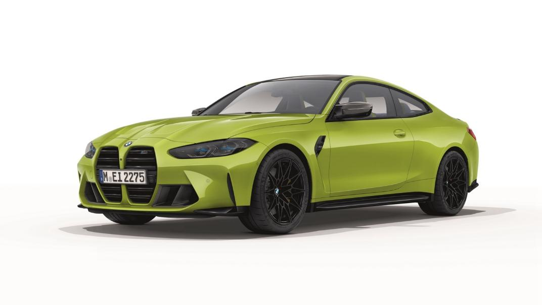2021 M4 Coupe Competition Exterior 001