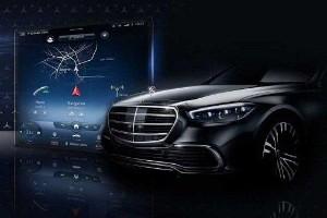 Mercedes-Benz S-Class Generasi Baru Pakai MBUX yang Semakin Humanis