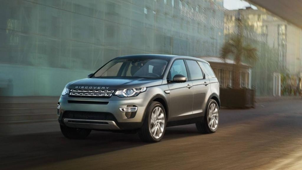 Land Rover Discovery Sport 2019 Exterior 001