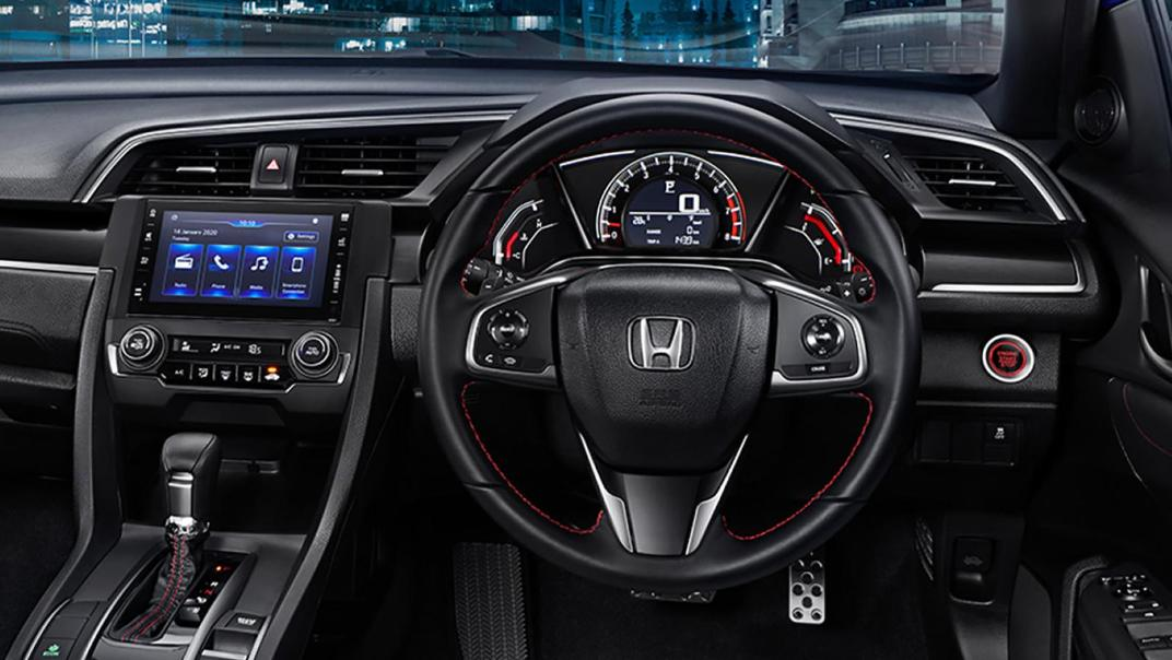 Honda Civic Hatchback 2019 Interior 002