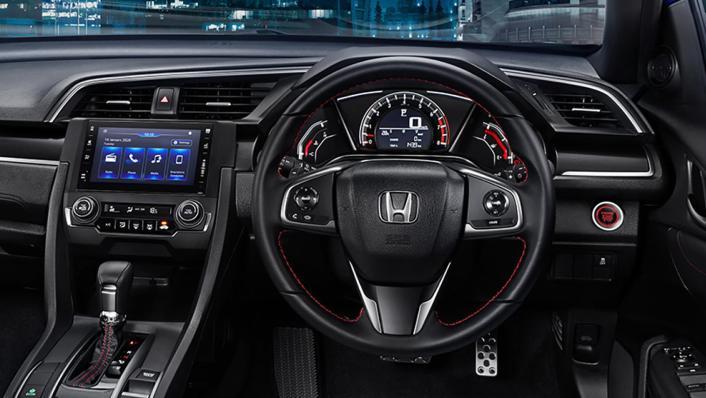 Honda Civic Hatchback 2019 Interior 002