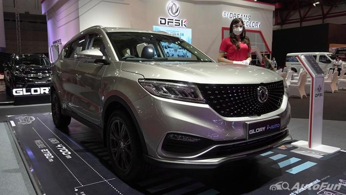2021 DFSK Glory i-Auto Exterior 001