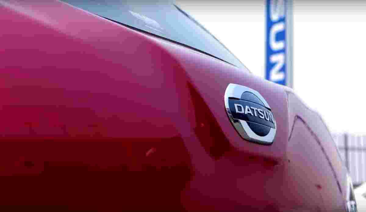 'Intip' Sekilas Mobil Datsun Indonesia