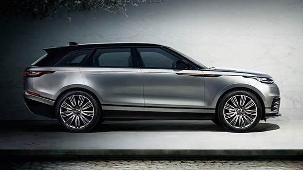 Land Rover Range Rover Velar 2019 Exterior 011