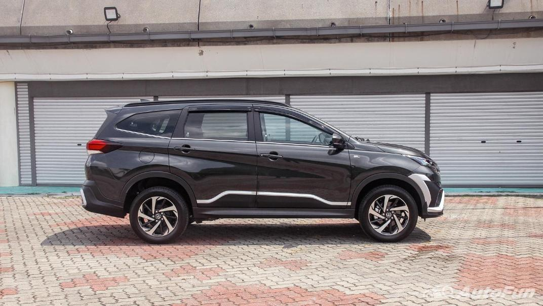Toyota Rush 2019 Exterior 005