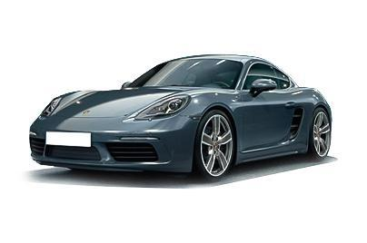 Porsche 718 Cayman Manual