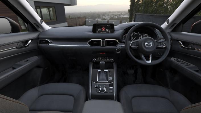 2021 Mazda CX 9 Interior 003
