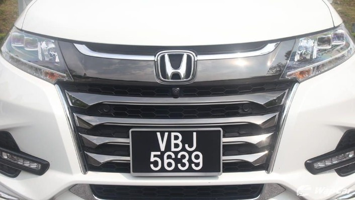 Honda Odyssey 2019 Exterior 009