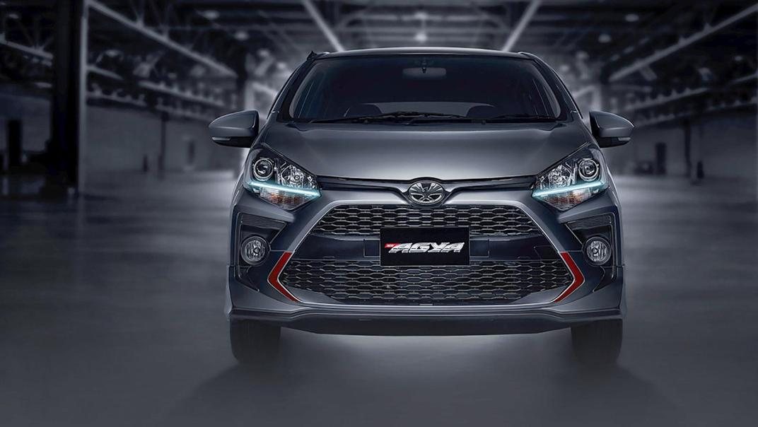 Toyota Agya 2020 Exterior 002