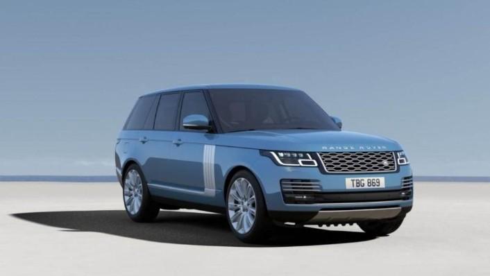Land Rover Range Rover 2019 Exterior 006