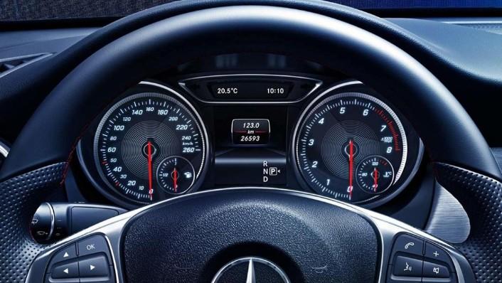Mercedes-Benz CLA-Class 2019 Interior 004