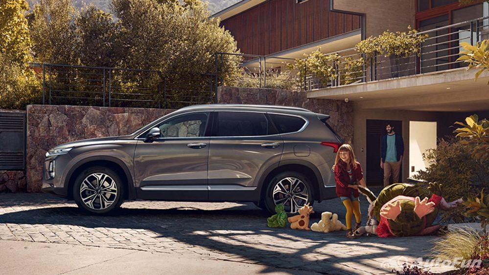 Hyundai Santa Fe 2019 Exterior 016