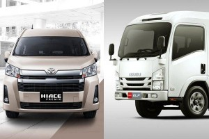 Komparasi Toyota Hiace dengan Isuzu Elf NLR 55 BLX, Duel Microbus Terlaris di Indonesia