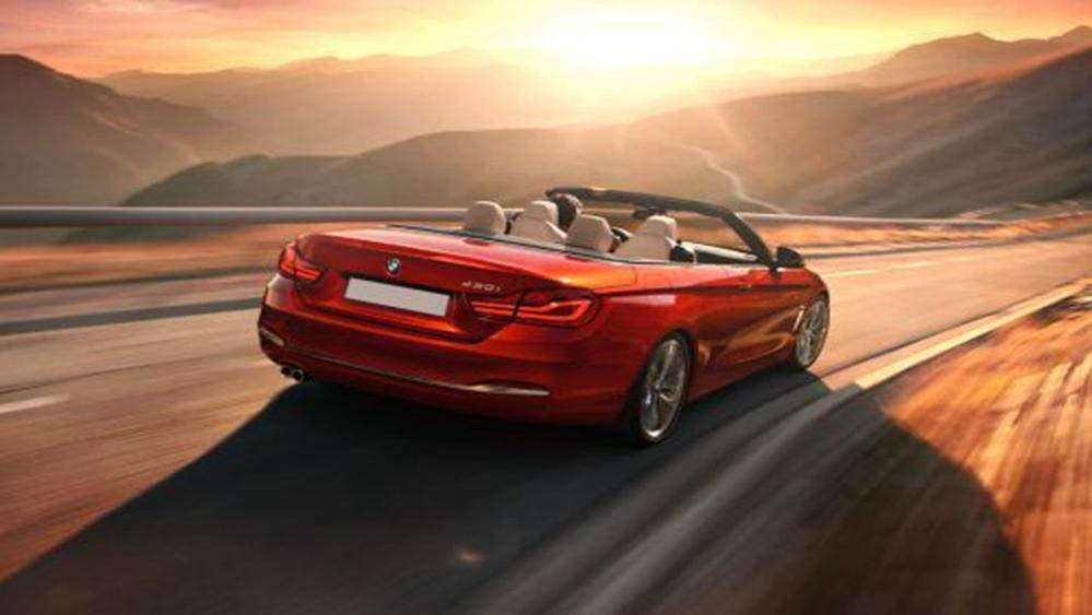 BMW 4 Series Convertible 2019 Exterior 002