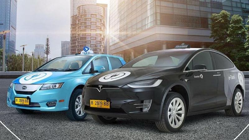 Dipakai Jadi Taksi, Mobil Listrik Mahal di Indonesia Siap Jadi Trendsetter? 02