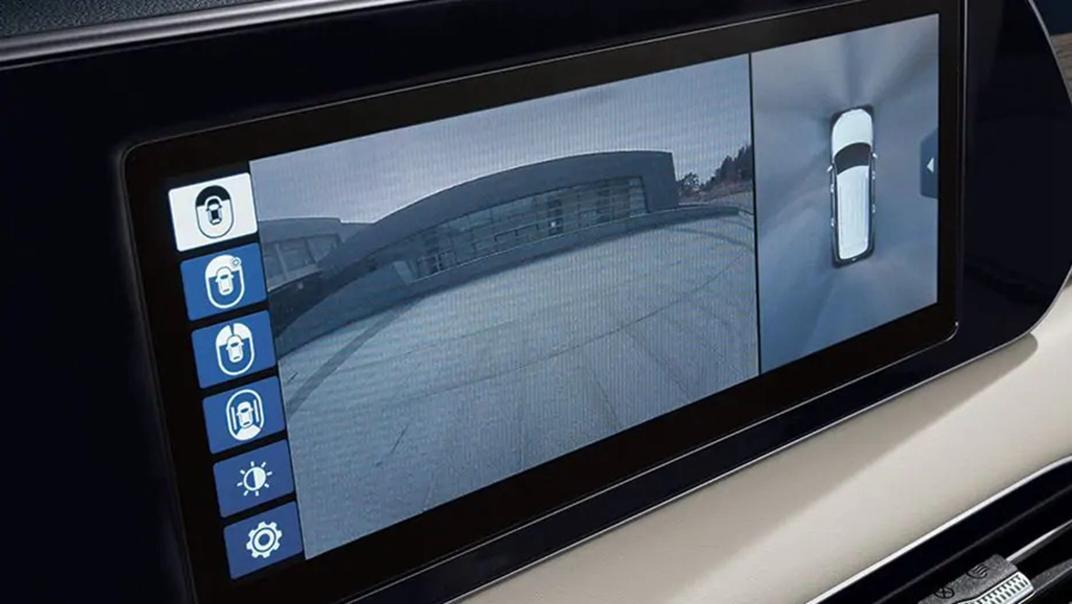 2021 Hyundai Palisade Interior 004